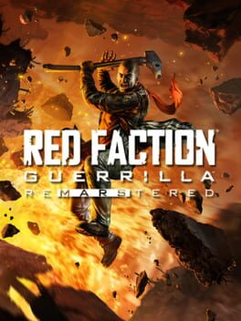 Red Faction: Guerrilla Re-Mars-tered Cover