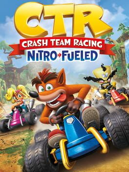 Crash Team Racing Nitro-Fueled Cover