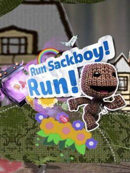Run, Sackboy! Run! Cover
