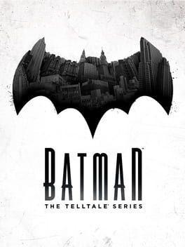 Batman: The Telltale Series Cover