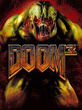 DOOM 3 Cover
