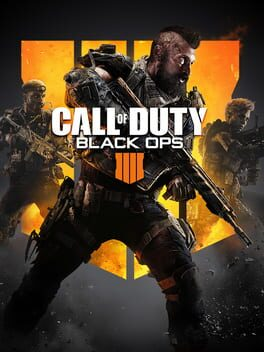 Call of Duty: Black Ops 4 Cover