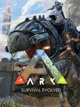 ARK: Survival Evolved Cover