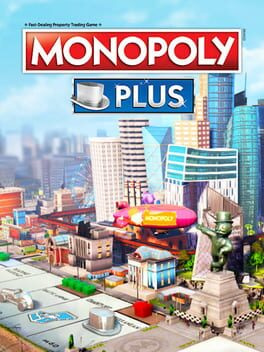 Monopoly Plus Cover