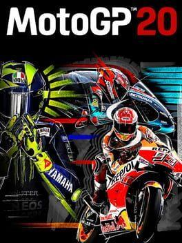 MotoGP 20 Cover