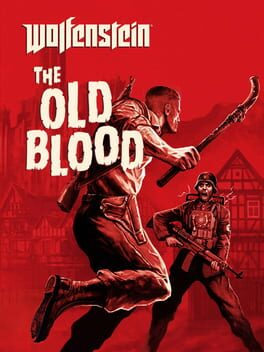 Wolfenstein: The Old Blood Cover