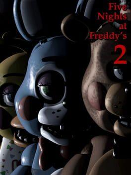 Five Nights at Freddy's 2 Cover