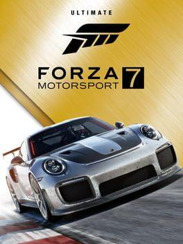 Forza Motorsport 7: Ultimate Edition Cover