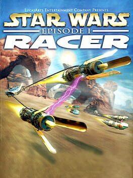 Star Wars: Episode I - Racer Cover