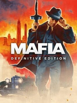 Mafia: Definitive Edition Cover