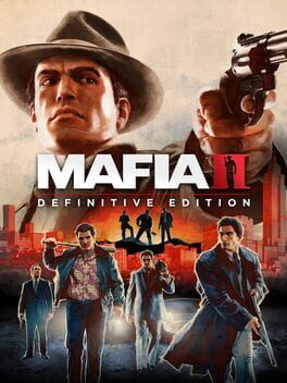 Mafia II: Definitive Edition Cover