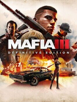Mafia III: Definitive Edition Cover