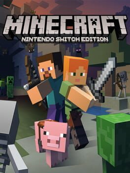 Minecraft: Nintendo Switch Edition Cover
