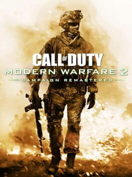 Call of Duty: Modern Warfare 2 Campaign Remastered Cover
