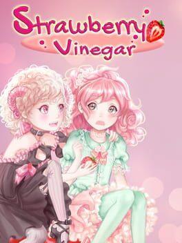 Strawberry Vinegar Cover