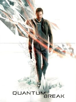 Quantum Break Cover