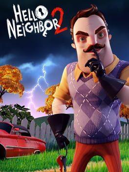 Hello Neighbor 2 Cover