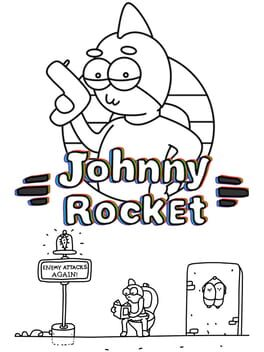 Johnny Rocket Cover