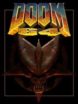 DOOM 64 Cover
