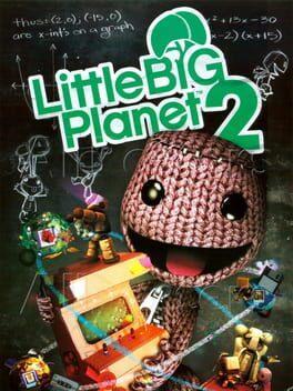 LittleBigPlanet 2 Cover