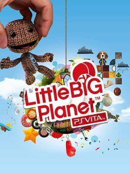 LittleBigPlanet PS Vita Cover