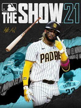 MLB The Show 21 Cover