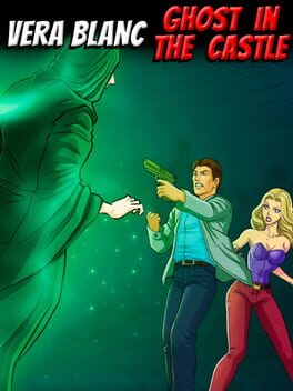 Vera Blanc: Ghost In The Castle Cover