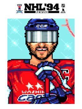 NHL 94 REWIND Cover
