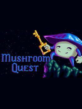 Mushroom Quest Cover